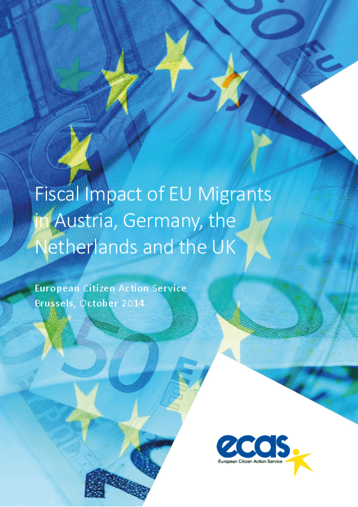 Fiscal Impact on EU Migrants in Austria, Germany, the Netherlands and the UK