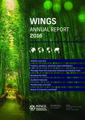 WINGS Annual Report 2016