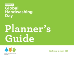 Global Handwashing Day Planner's Guide 2018
