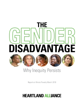 The Gender Disadvantage: Why Inequity Persists