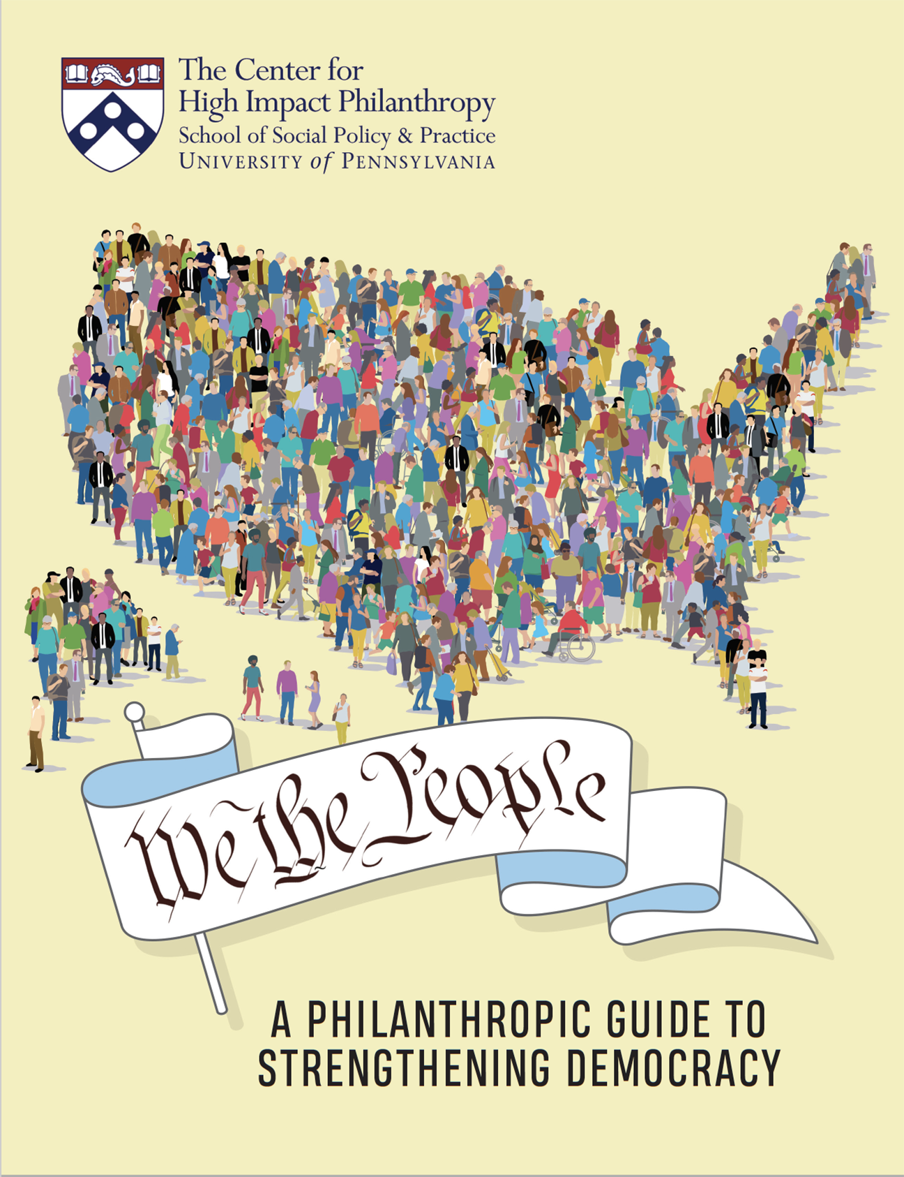 We the People: A Philanthropic Guide to Strengthening Democracy