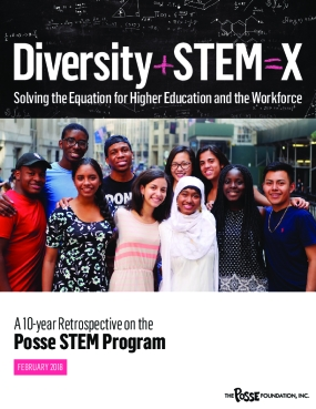 Solving the Equation for Higher Education and the Workforce: A 10-year Retrospective on the Posse STEM Program