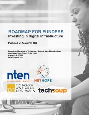 Roadmap for Funders: Investing in Digital Infrastructure